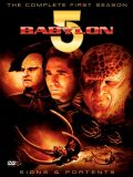 Вавилон 5 - 1 сезон (Пророчества и предсказания) (Babylon - 5) (6 DVD-9)