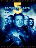 Вавилон 5 - 2 сезон (Пришествие теней) (Babylon - 5) (6 DVD-10)