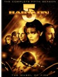 Вавилон 5 - 5 сезон (Огненное колесо) (Babylon - 5) (6 DVD-9)