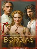 Борджиа - 3 сезон (Borgias, The) (3 DVD-9)