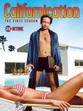 Блудливая Калифорния - 1 сезон (Californication) (2 DVD-9)