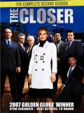 Ищейка - 2 сезон (The closer) (4 DVD-9)