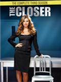 Ищейка - 3 сезон (The closer) (4 DVD-Video)