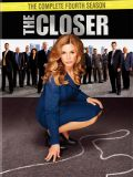 Ищейка - 4 сезон (The closer) (4 DVD-9)