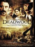 Дедвуд - 1 сезон (Deadwood) (6 DVD-9)