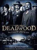 Дедвуд - 3 сезон (Deadwood) (6 DVD-9)