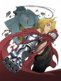 Цельнометаллический алхимик TV (Full Metal Alchemist TV 1) (25 DVD-Video)