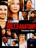 Анатомия страсти - 1 сезон (Grey's Anatomy) (2 DVD-9)