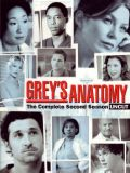 Анатомия страсти - 2 сезон (Grey's Anatomy) (6 DVD-9)