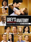 Анатомия страсти - 5 сезон (Grey's Anatomy) (6 DVD-9)