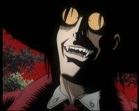 Хеллсинг (Hellsing TV) (4 DVD-9)