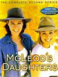 Дочери МакЛеода - 2 сезон (McLeod's Daughters) (5 DVD-Video)