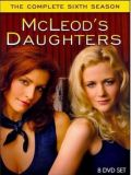 Дочери МакЛеода - 6 сезон (McLeod\'s Daughters) (8 DVD-9)