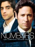 Числа - 2 сезон (Numb3rs) (6 DVD-Video)