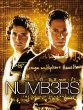 Числа - 4 сезон (Numb3rs) (4 DVD-Video)