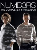 Числа - 5 сезон (Numb3rs) (4 DVD-Video)