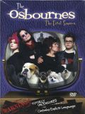 Семейка Озборнов - 1 сезон (The Osbournes) (1 DVD-9)