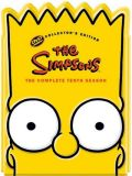 Симпсоны - 10 сезон (Simpsons) (4 DVD-9)