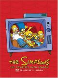 Симпсоны - 05 сезон (Simpsons) (4 DVD-9)