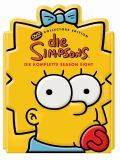 Симпсоны - 08 сезон (Simpsons) (4 DVD-9)