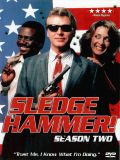 Кувалда - 2 сезон [19 серий] (Sledge Hammer) (4 DVD-9)