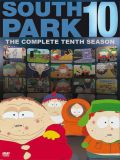Южный парк - 10 сезон (South Park) (4 DVD-Video)