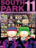Южный парк - 11 сезон (South Park) (3 DVD-Video)