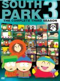 Южный парк - 3 сезон (South Park) (4 DVD-Video)