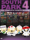 Южный парк - 4 сезон (South Park) (4 DVD-Video)