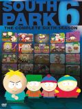 Южный парк - 6 сезон (South Park) (4 DVD-Video)