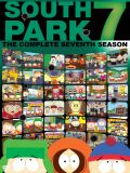 Южный парк - 7 сезон (South Park) (4 DVD-Video)