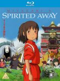 Унесенные призраками (Spirited Away) (1 DVD-9)
