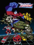 Трансформеры Анимация [2 сезона] (Transformers Animated) (5 DVD-9)