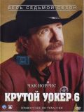 Крутой Уокер. Правосудие по-техасски - 6 сезон (Walker Texas Ranger) (6 DVD-Video)