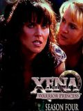 Зена - Королева воинов - 4 сезон [22 серии] (Xena Warrior Princess) (6 DVD-Video)