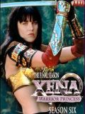 Зена - Королева воинов - 6 сезон [22 серии] (Xena Warrior Princess) (6 DVD-Video)